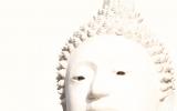 Sukhothai Buddha in White