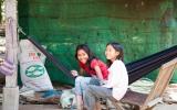 Laughing at Cambodia