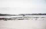 Lake at Cambodia