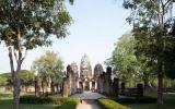 Sukhothai and Meru cosmology