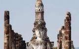 Admiring Sukhothai