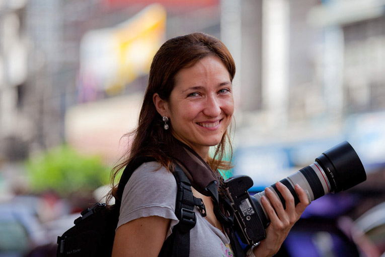 Bangkok Photography Tours, Alejandra - Your Guide