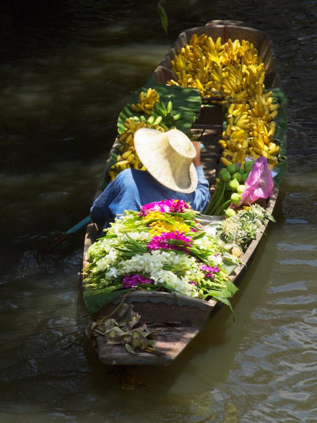 Photography Tour in Bangkok, Floating Market